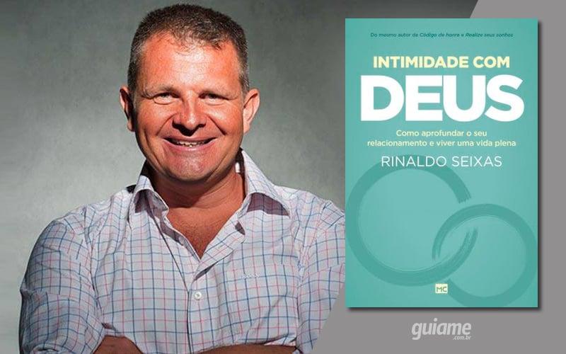 Ap. Rina lança novo livro: