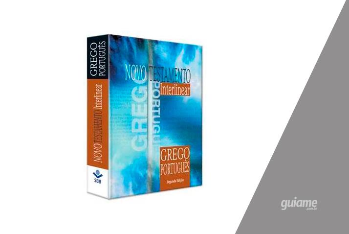 Bíblia de estudo na versão original grega ganha segunda edição
