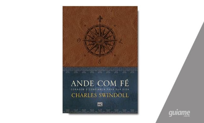 Novo livro de Charles R. Swindoll tem série de reflexões sobre fé