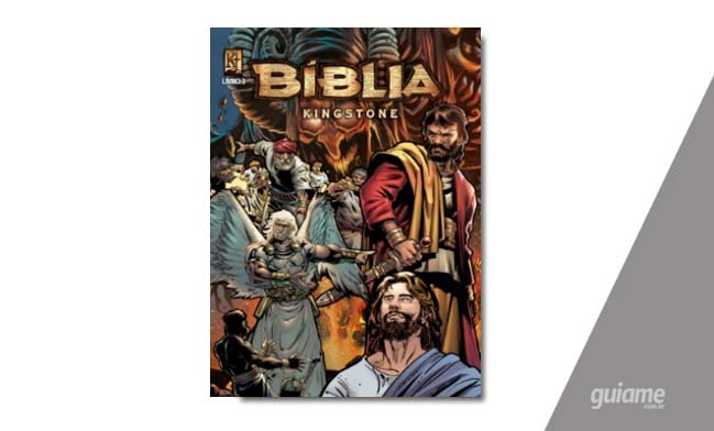 SBB lança Bíblia completa em quadrinhos