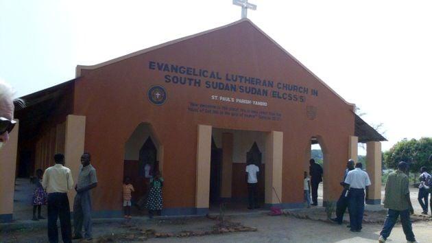 Igrejas cristãs voltam a ser incendiadas no Sudão do Sul