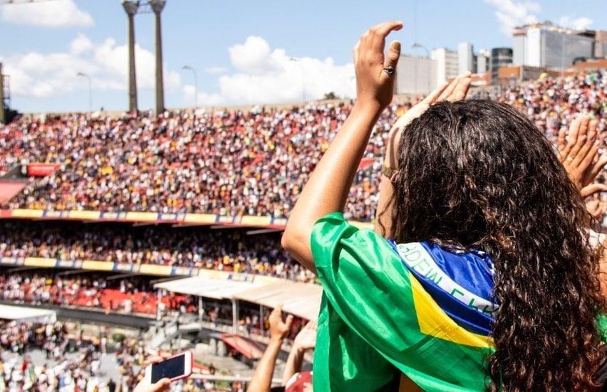 Brasil é o quarto país com mais cristãos evangélicos, aponta pesquisa