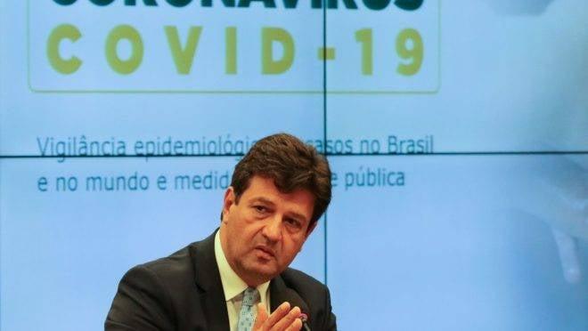 Brasil vê terceiro dia consecutivo de queda nos novos casos de coronavírus