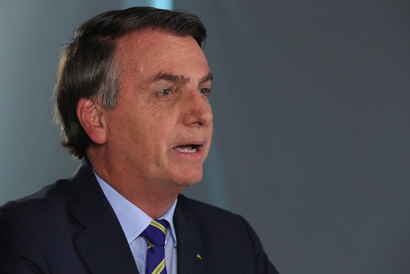 Bolsonaro proclama jejum pelo Brasil no próximo domingo