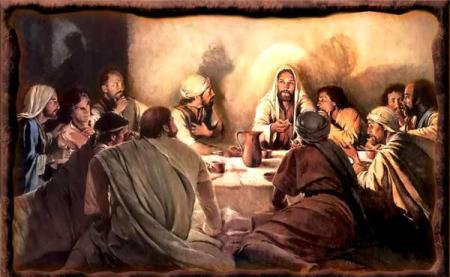 Havia 12 homens no Seder (Ceia) da Páscoa