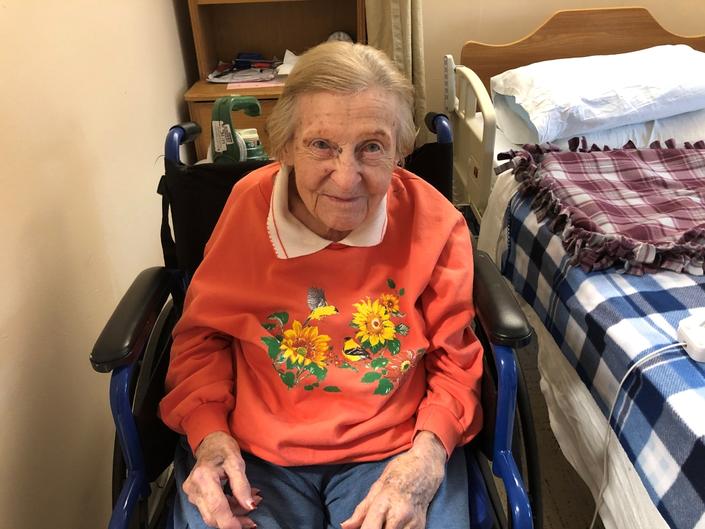 """Idosa de 101 anos destaca fé ao superar o coronavírus: """"Deus ainda não quer me levar"""""""