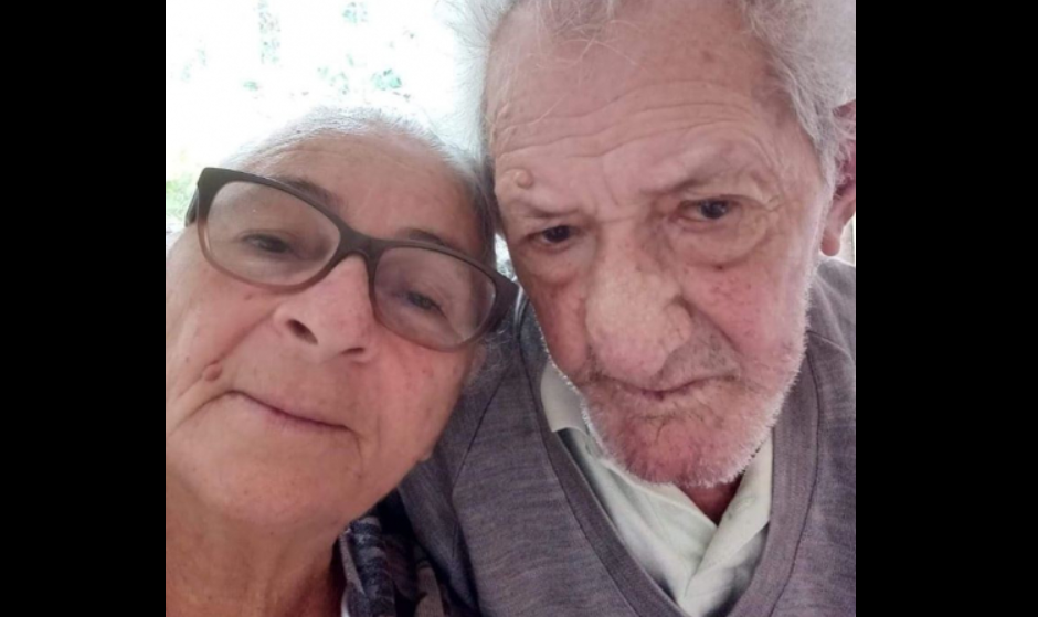 "Casal de idosos é curado da Covid-19 e família agradece: ""Foi um milagre"""