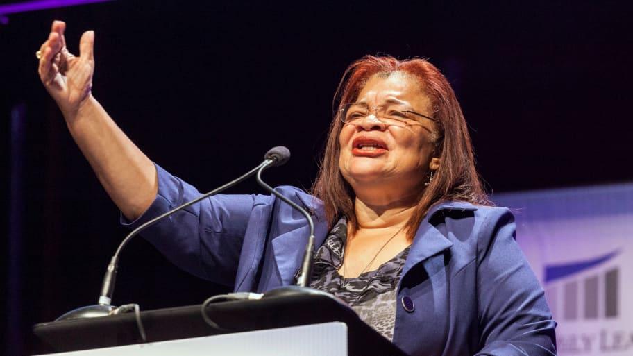 """Sobrinha de Martin Luther King Jr. diz que é tempo de """"arrependimento e oração"""""""
