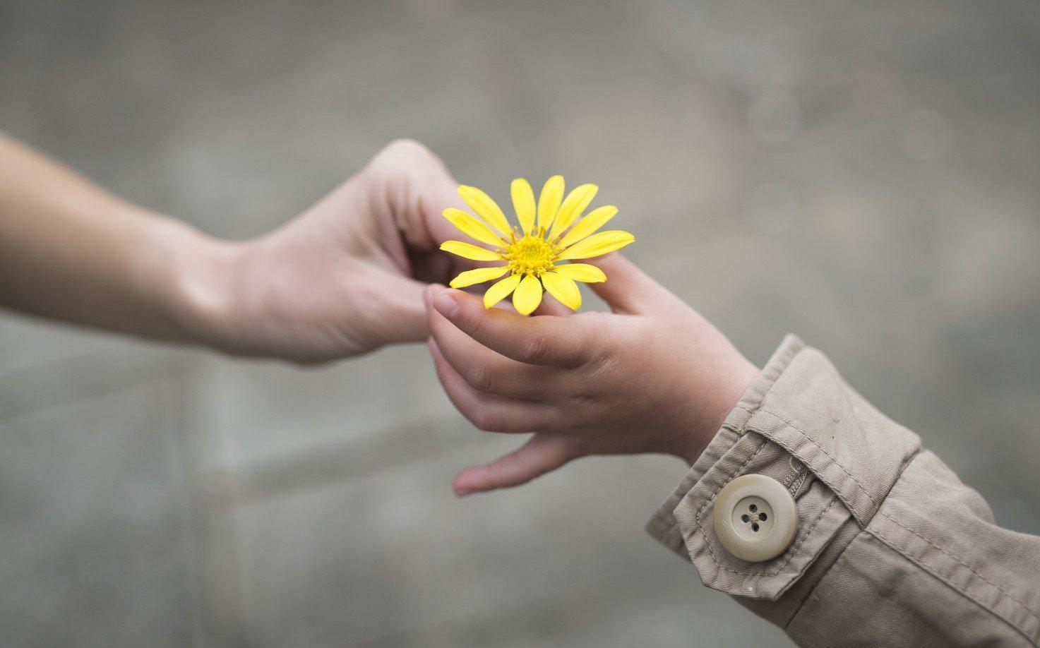 Gentileza é um ato cristão
