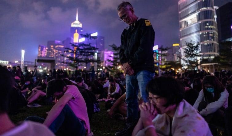 Motivo de protestos em 2019, nova lei de segurança de Hong Kong deve punir cristãos