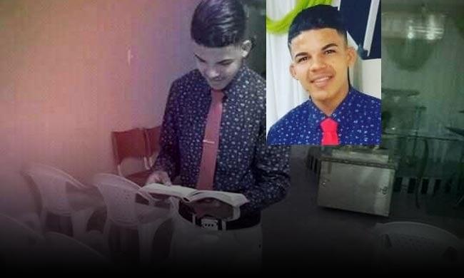 Missionário de 18 anos é assassinado em Ilhéus