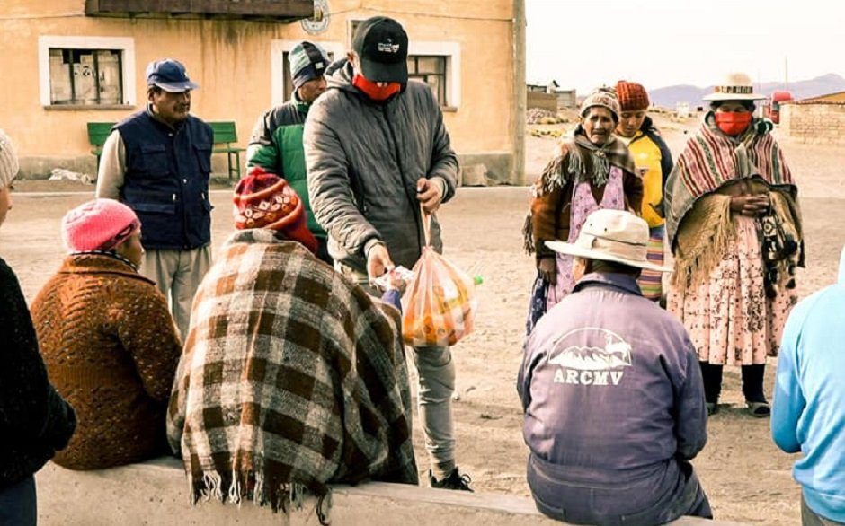 Pelo menos 100 pastores morreram na Bolívia devido a Covid-19