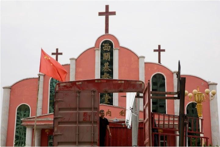 China transforma igrejas em 'centros culturais' para promoção dos valores socialistas