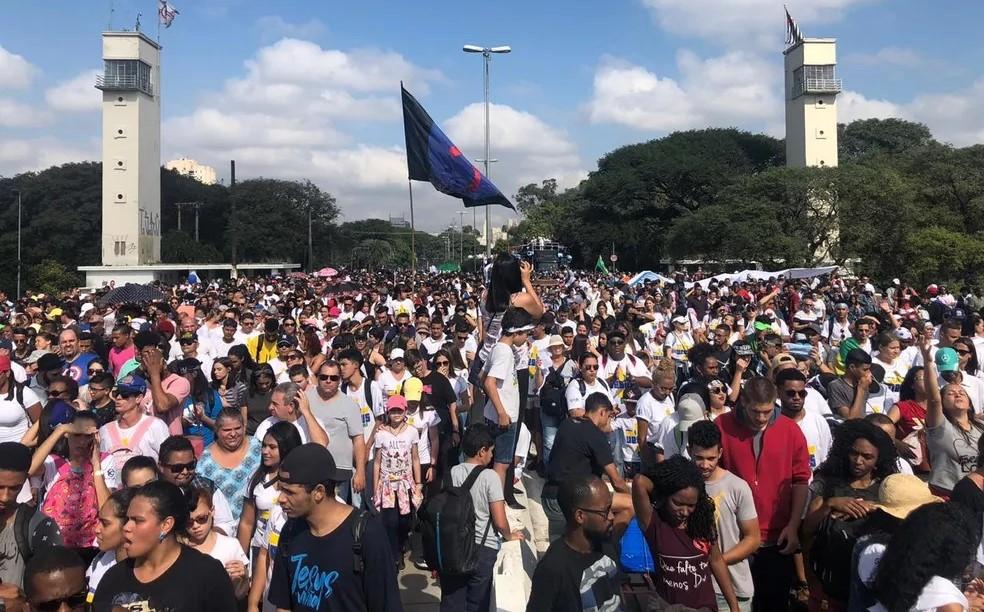 Marcha para Jesus em SP é cancelada devido à pandemia