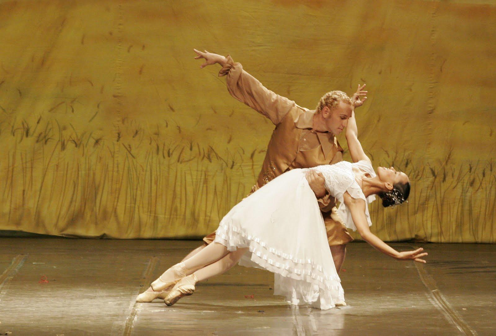 Espetáculo de ballet com a história de Rute terá transmissão online