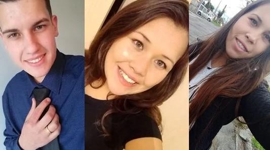 Três jovens mortos em acidente seguiam para grupo de oração