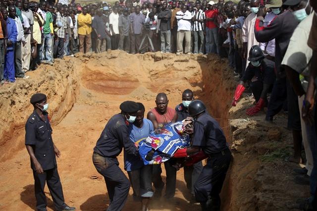 Mais de 120 cristãos foram mortos em ataques nas últimas semanas, na Nigéria
