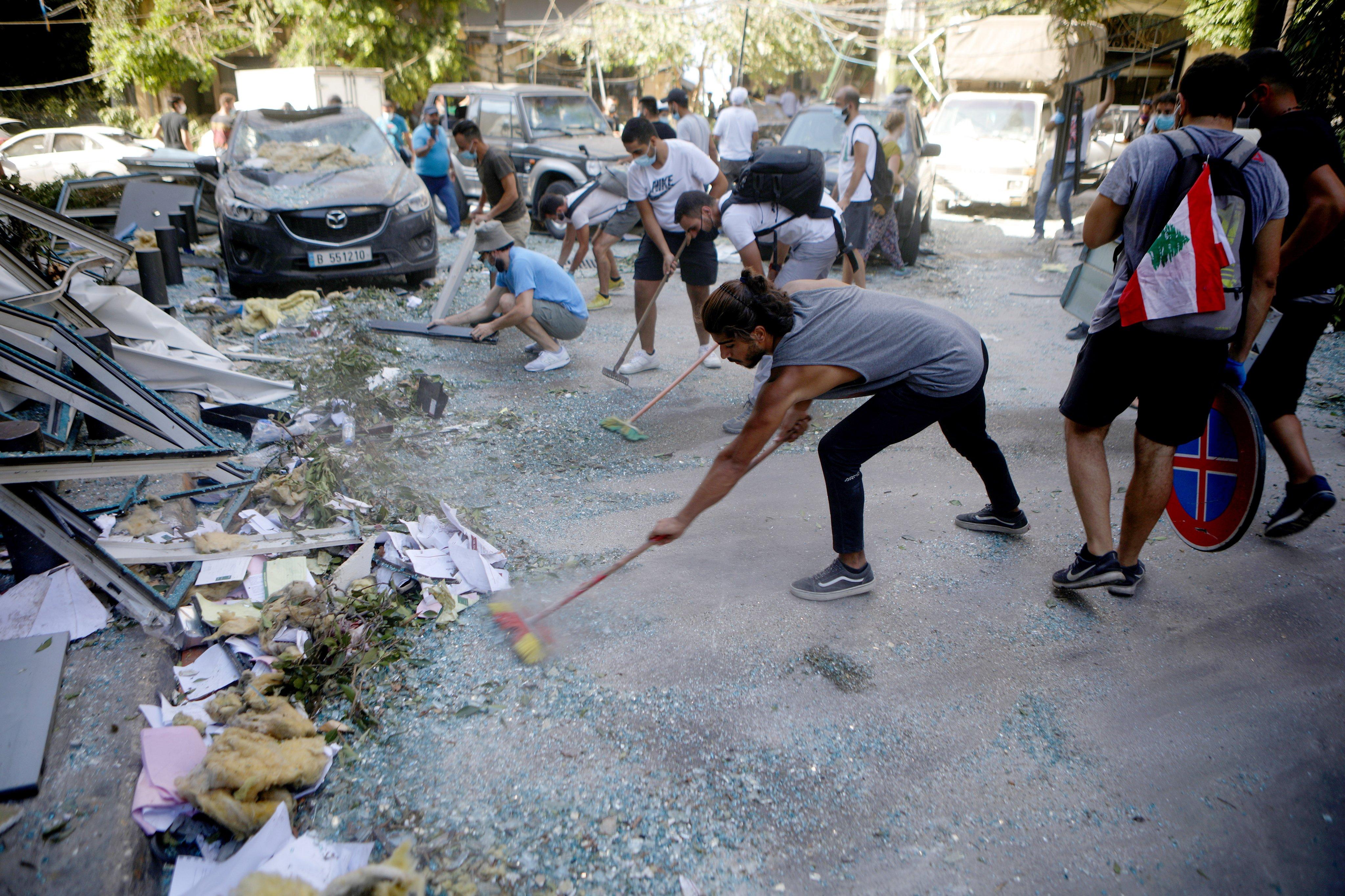 Brasil enviará avião com ajuda humanitária ao Líbano após explosões