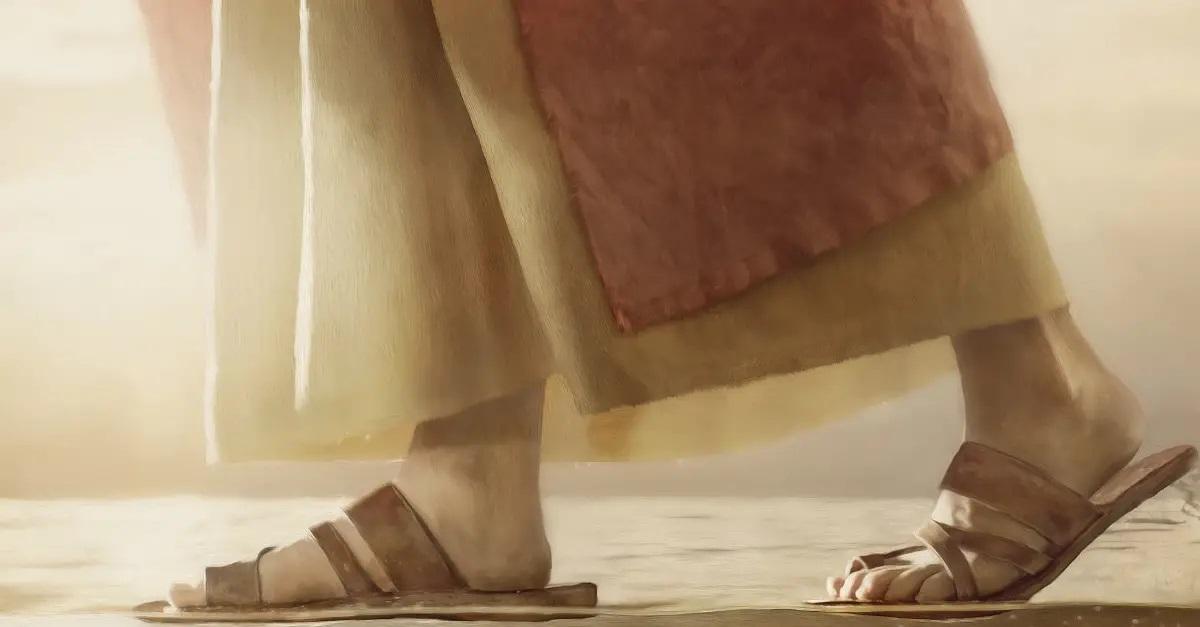 O calcanhar do Messias