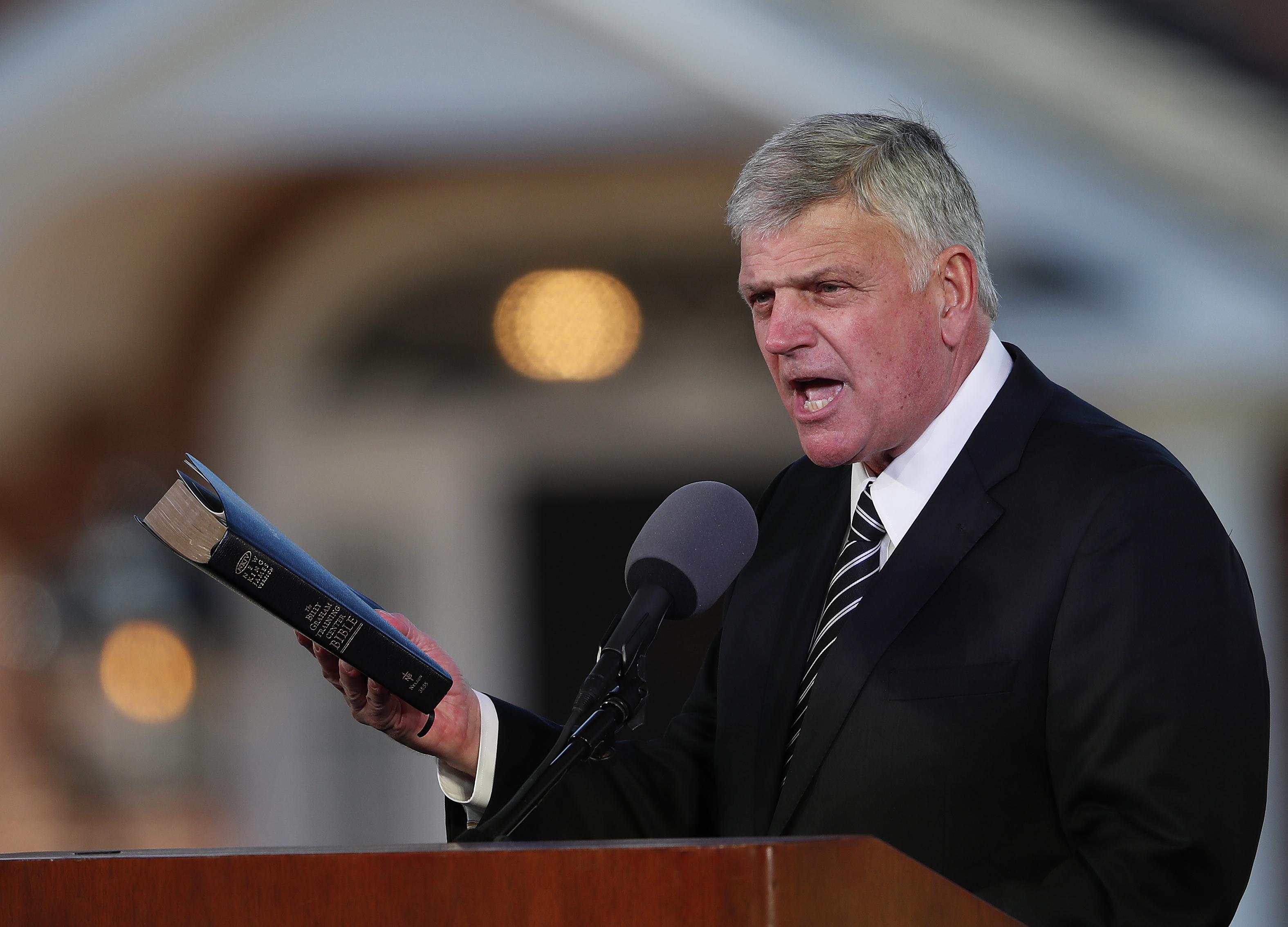"""Franklin Graham anuncia marcha de oração e diz que protestos nos EUA são """"tática comunista"""""""