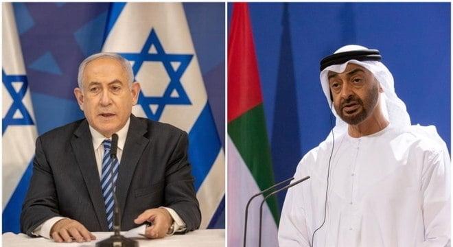 Israel e Emirados Árabes Unidos selam acordo de paz histórico