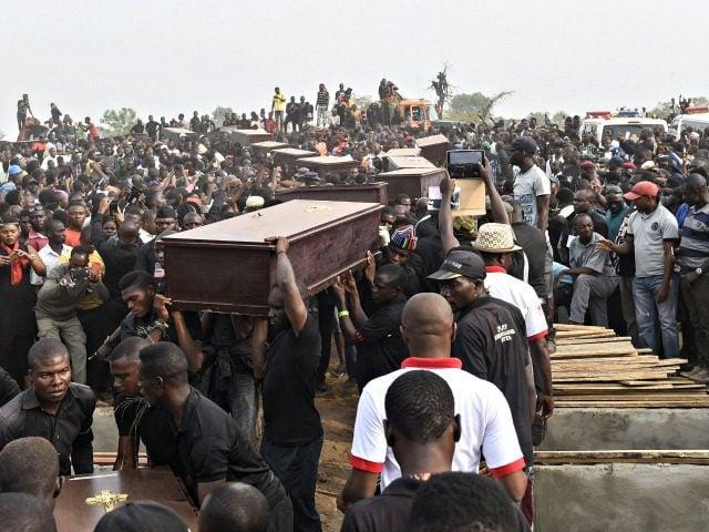 Mais de 3.500 cristãos foram assassinados por grupo terrorista em quatro anos, na Nigéria