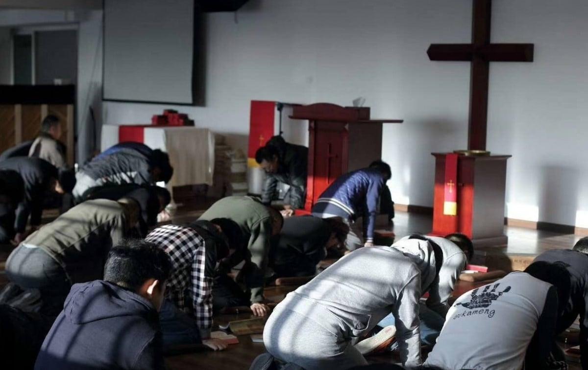 Crescimento do cristianismo na China supera França e Alemanha, berço do protestantismo