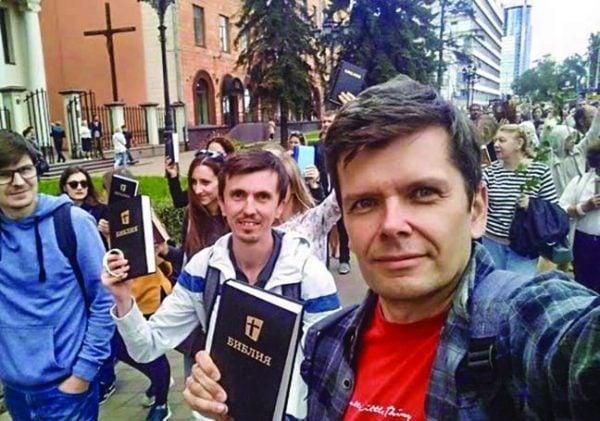 Cristãos são presos e governo ameaça tirar crianças dos pais, na Bielorrússia