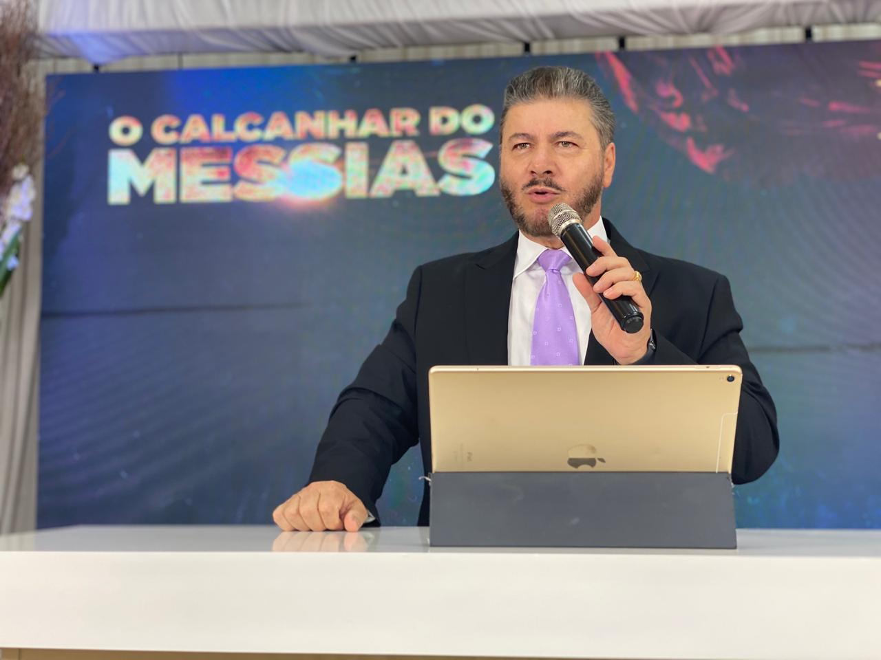 """Somos a geração do calcanhar do Messias"", afirma o Pr. Joel Engel"