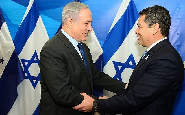 Honduras mudará embaixada para Jerusalém até o final de 2020