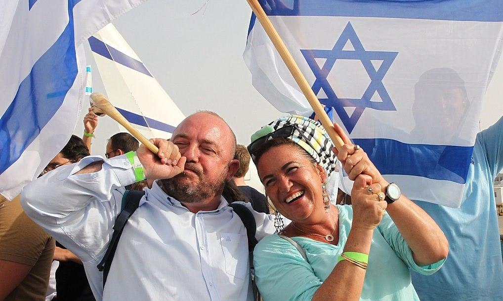 Retorno de judeus acrescenta 25 mil pessoas à população de Israel, que chega a 9 milhões