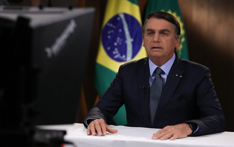 Ao condenar a cristofobia, Bolsonaro faz sinal histórico em defesa dos cristãos