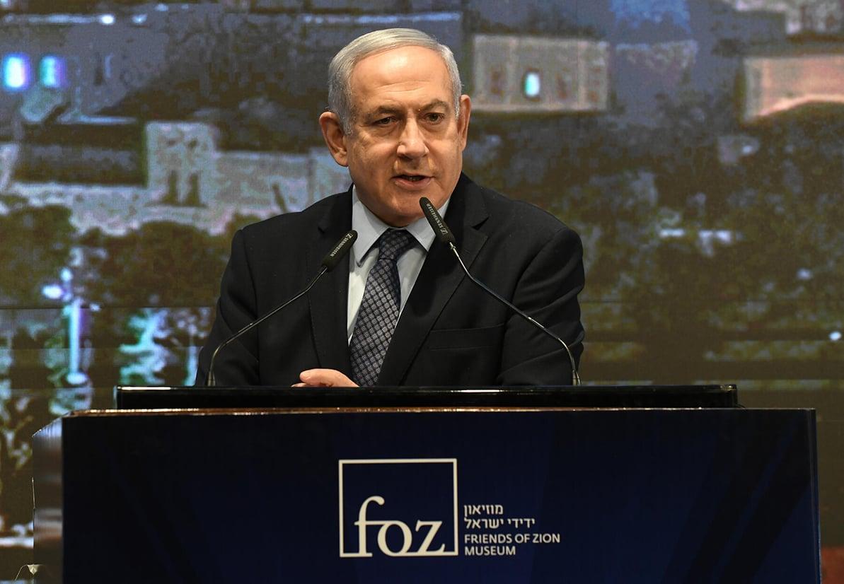 """Netanyahu agradece apoio de cristãos em evento: """"Vocês são amigos extraordinários"""""""