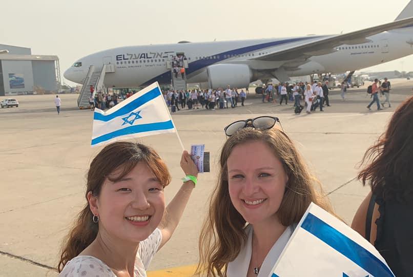 Inspirados na 'profecia bíblica', cristãos sul-coreanos ajudam judeus a voltar para Israel