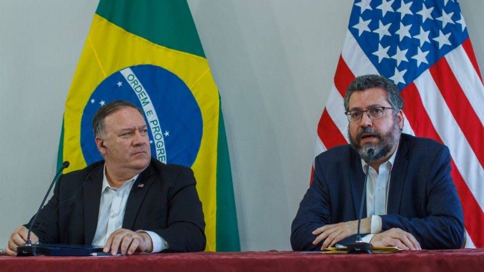Brasil e EUA assinam acordo em defesa da vida e da família
