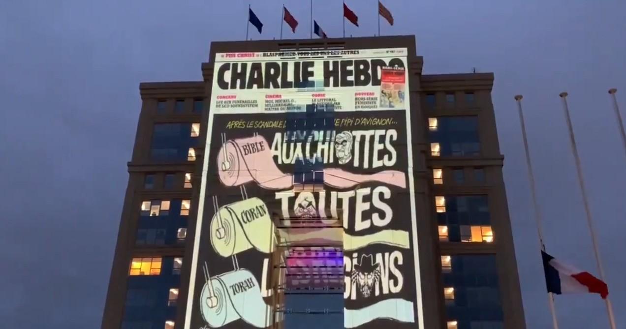 Bíblia, Alcorão e Torá são satirizados em papéis higiênicos na França