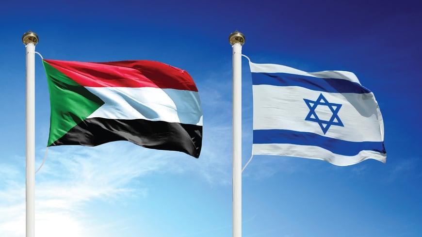 Delegação de Israel viaja ao Sudão para discutir normalização das relações entre os países