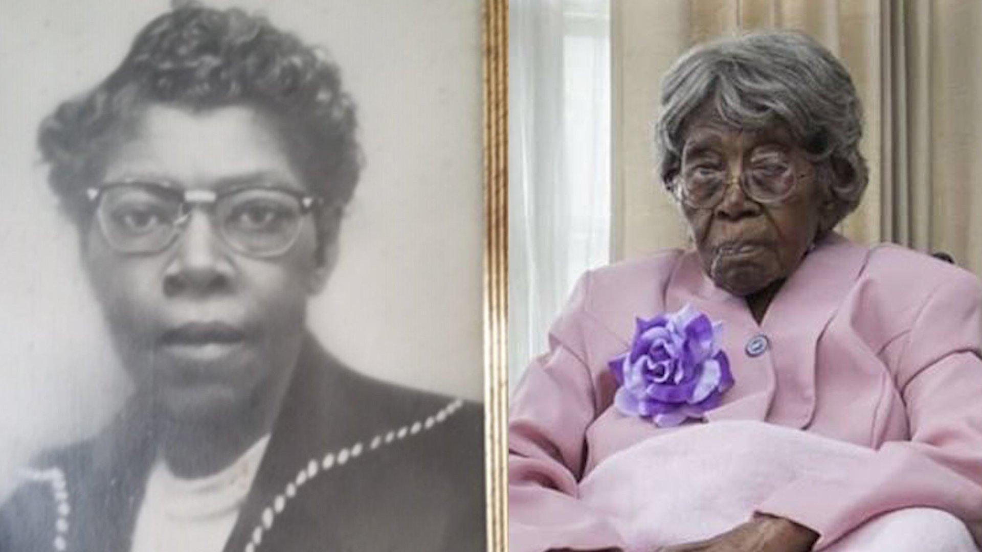"""""""Estou vivendo para o Senhor"""", diz a pessoa mais velha viva nos EUA"""