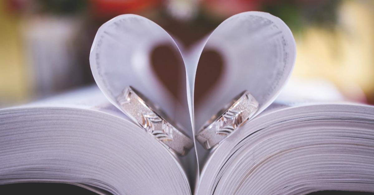 Um dos primeiros projetos de Deus: o casamento