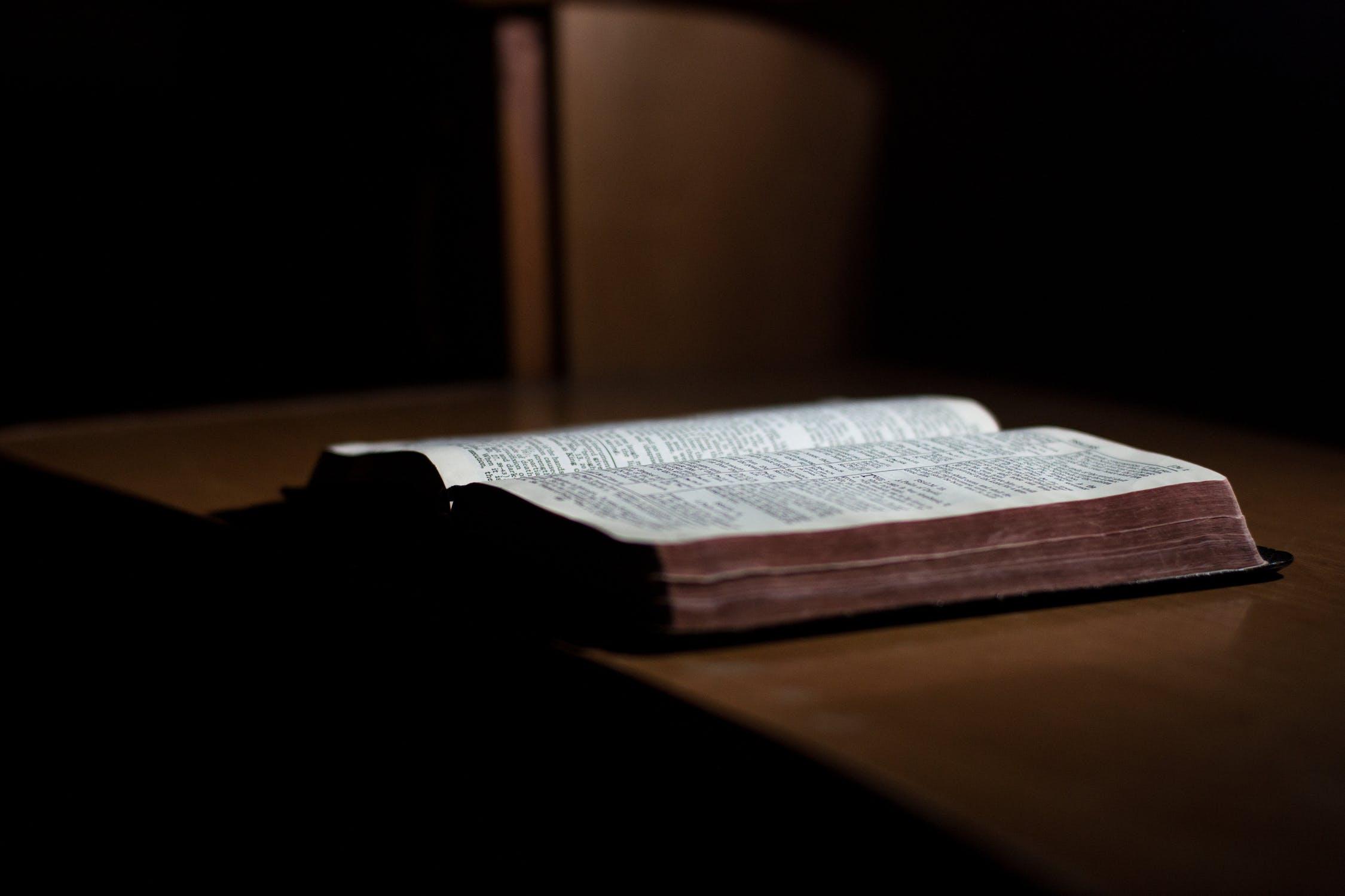 A insuportável Bíblia