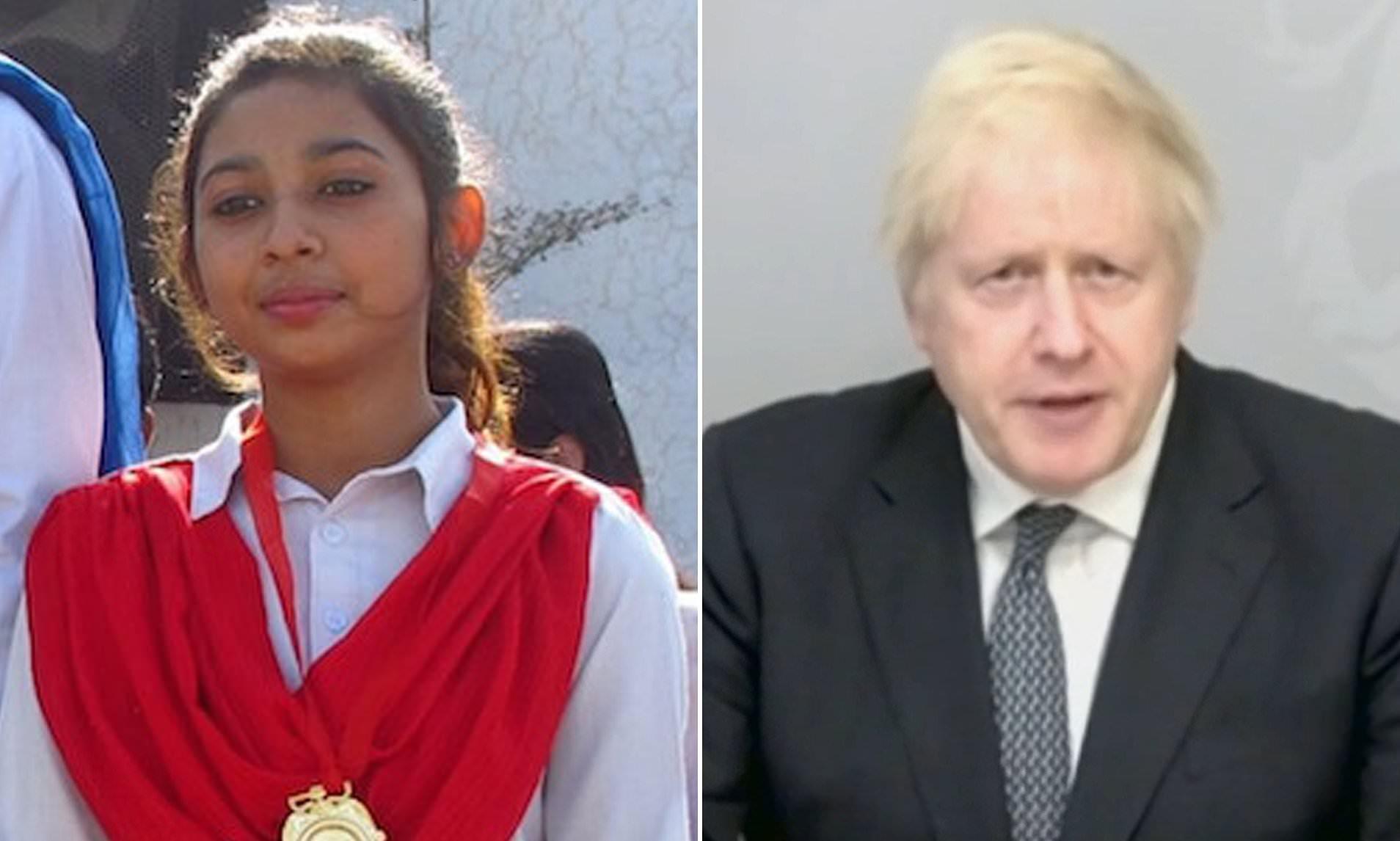 Menina cristã forçada a casamento islâmico pede ajuda ao primeiro-ministro do Reino Unido