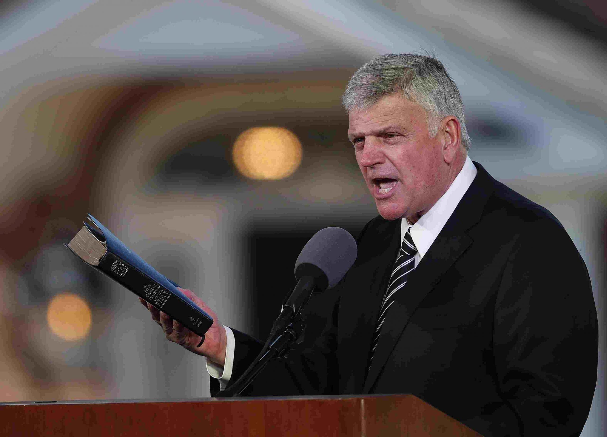 Franklin Graham diz que mesmo na pandemia, Deus criou oportunidades para o Evangelho