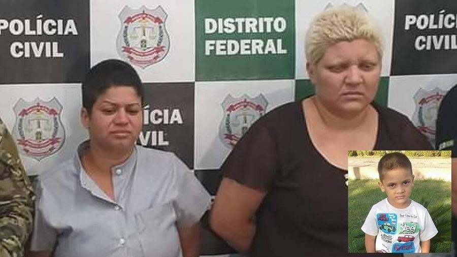 Mãe do menino Rhuan e parceira são condenadas a 129 anos de prisão por assassinato