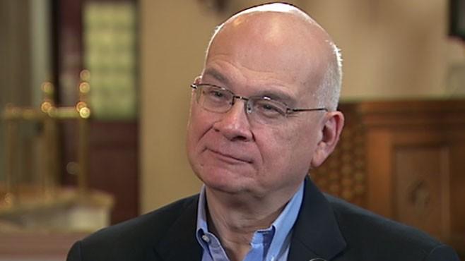Aproveito minha vida de oração mais do que nunca, diz Tim Keller enquanto enfrenta o câncer