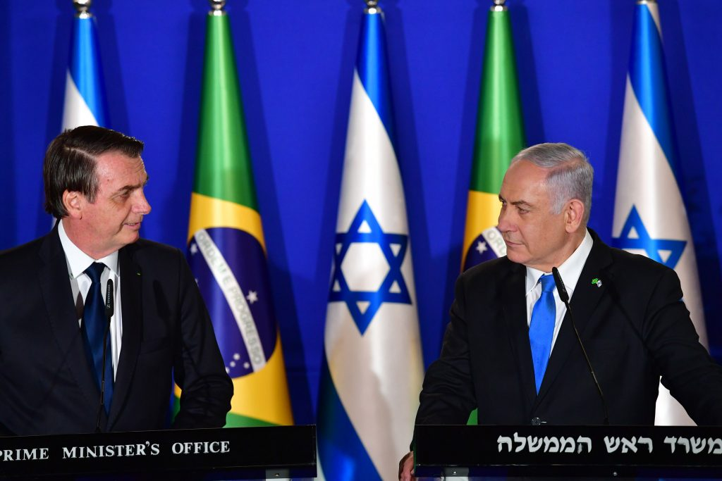 Brasil e Israel formam parceria para preservar Amazônia