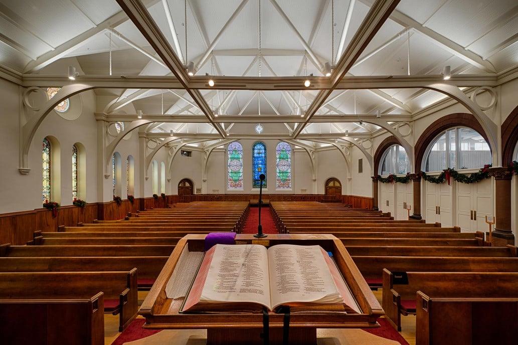 A Igreja Episcopal estará morta em 20 anos, segundo pesquisador