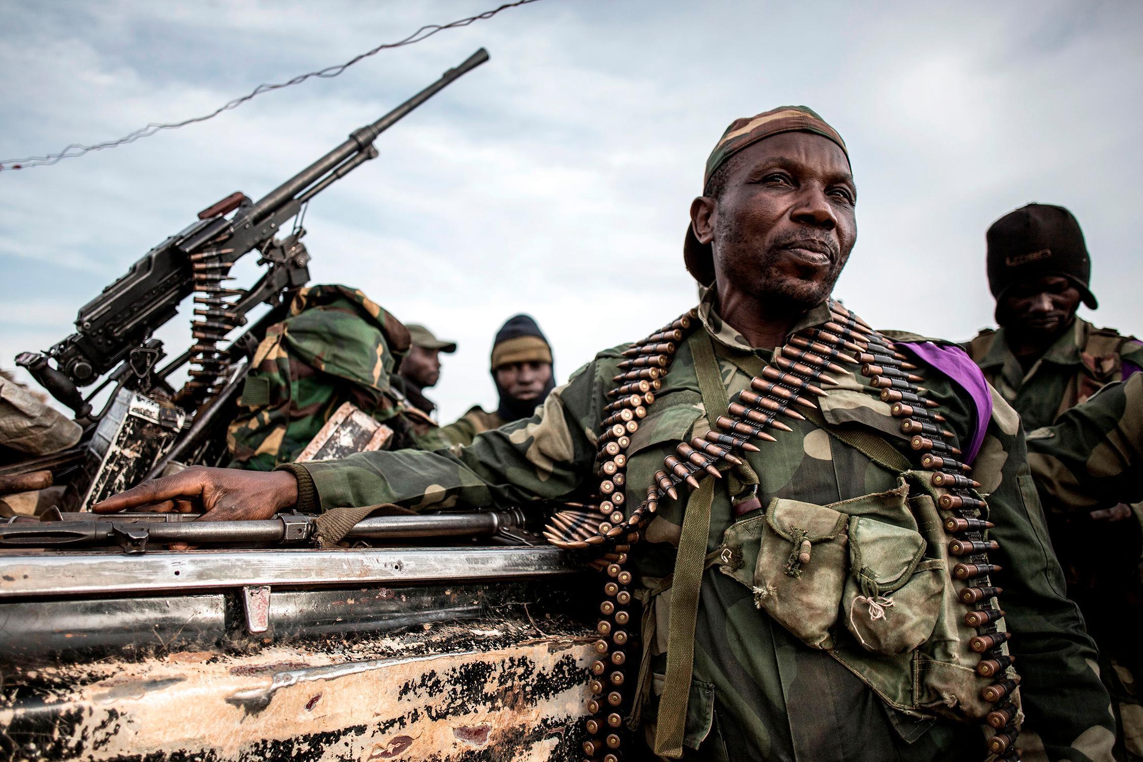 Terroristas islâmicos matam 20 cristãos em massacre no Congo