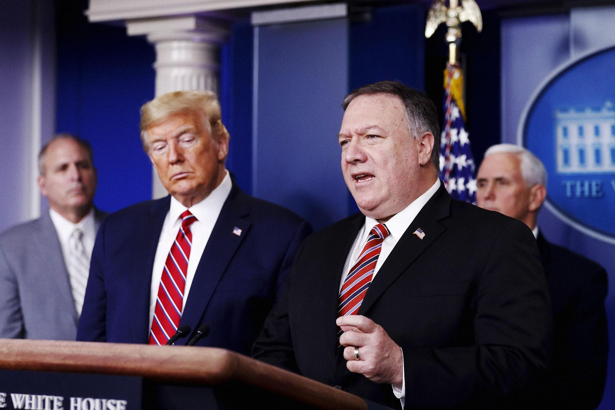 EUA declaram Cuba como país patrocinador do terrorismo