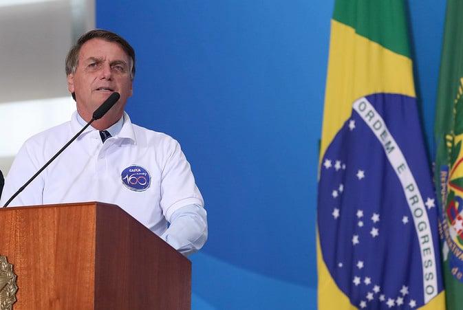 """Bolsonaro elogia atuação de ministros cristãos: """"Aqui Deus está presente"""""""