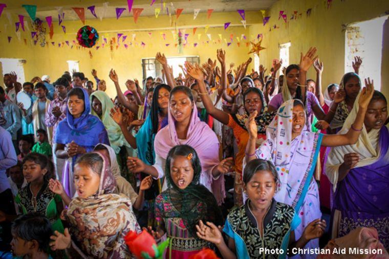 Crescimento da igreja dispara na Índia, apesar da perseguição e da Covid-19